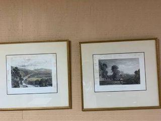 Framed art 20 x 17