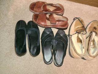 lADIES SHOES Size 7 1 2   8