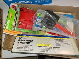 Painting Supplies Sponges  Trimmer   10  Trim pad
