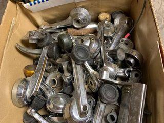 Miscellaneous car door handles