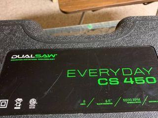 Dual saw every day CS450