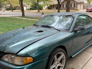 1997 Ford mustang for parts only