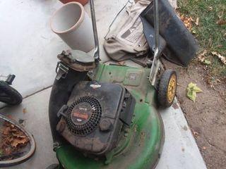 John Deere 5 HP Push Mower