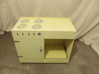 Children s wood stove