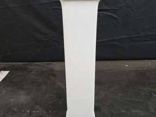 Stanford   Sussex Small Column White