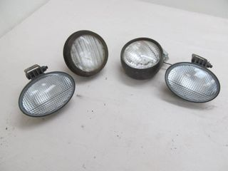 Vintage automotive lights