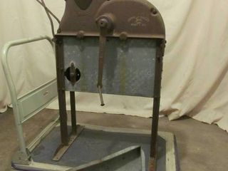 Antique John Deere corn sheller