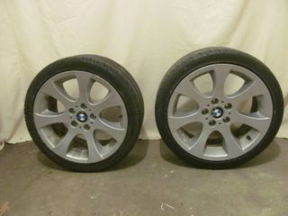 BMW rims  Kumho tires