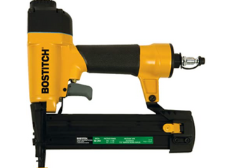 Bostitch Pneumatic Brad Nailer   Stapler