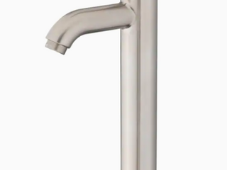 Jacuzzi Elgin Brushed Nickel Single Handle Vessel Faucet 70 bvf11 bn j
