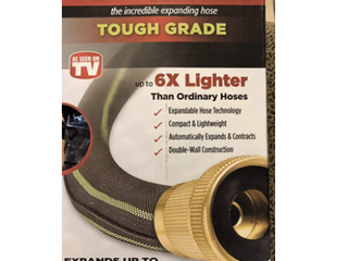 100 Ft  Xtreme Flexable Hose