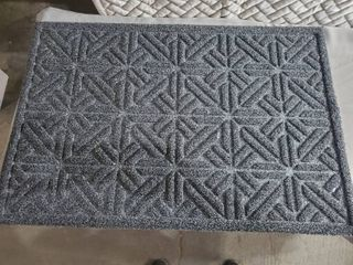 Welcome Mat  Dark Gray