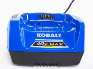 Kobalt 40v lithium Ion Max Battery Charger