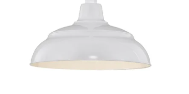Millennium lighting RWHS14 R Series 1 light 14  Wide Outdoor Warehouse Shade