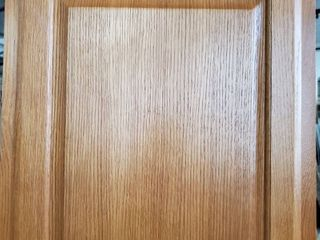 Kitchen Classics Portland 84 in x 18 in x 24 in Oak Portland Pantry Kitchen Wall Cabinet