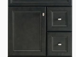 Diamond Goslin Storm Transitional Bathroom Vanity  Common  30 in x 21 in  Actual  30 in x 21 Inches