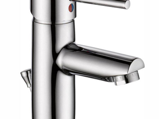Delta Modern Single Handle Project Pack Bathroom Faucet in Chrome 559lF PP