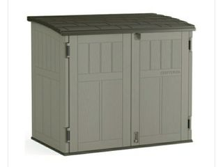 Craftsman Horizontal Storage Shed