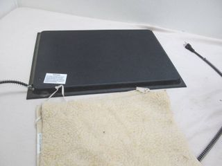 Heated pet mat