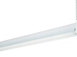 lithonia lighting 1233 SHOPlIGHT Fluorescent Worklight  White