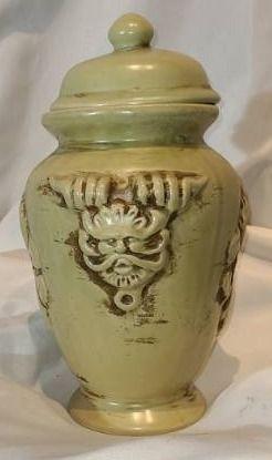 Medieval Ceramic Urn  10inch