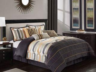 Nanshing Rockford 7 Piece Comforter Set