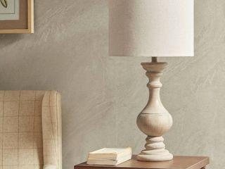 Martha Stewart Carra Natural Table lamp  Retail 105 97