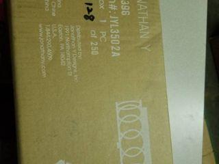 Aria 2 light 12 25  Metal lED Flush Mount  Brass Gold