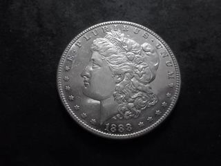 1888 S Morgan Silver Dollar