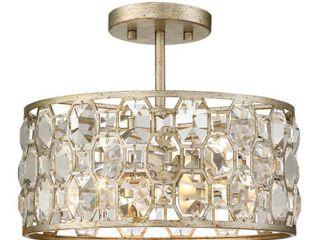 Ceiling lights Flush Mount Silver Gold   Aurora lighting