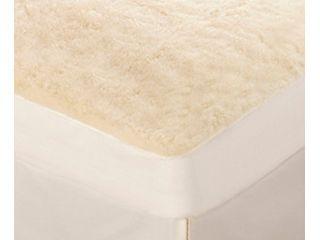 Denali Home Collection Down Under lamb s Wool Mattress Pad
