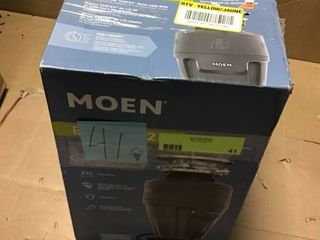 Prep Series 1 2 HP Continuous Feed Garbage Disposal with Sound Reduction and Universal Mount by MOEN in good condition