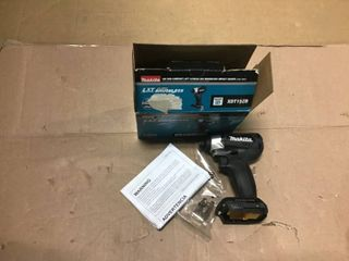 18 Volt lXT lithium Ion Sub Compact Brushless Cordless Impact Driver  Tool Only  by Makita in good condition