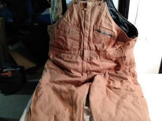 4Xl insulated key outerwear bib overalls zippers work