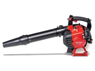 CRAFTSMAN B250 27 cc 2 Cycle 205 MPH 450 CFM Handheld Gas leaf Blower