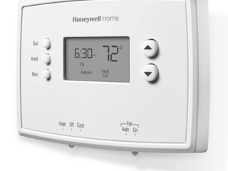 Honeywell RTH221B Home 1 Week Programmable Thermostat