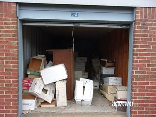 Security Self Storage - Hulen Storage Auction