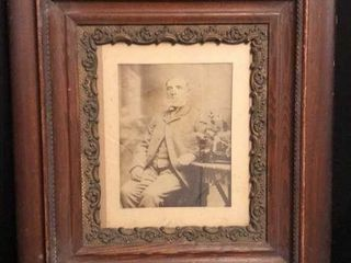 Antique Frame w  Photo