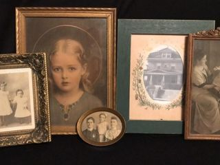 5  Antique Photos