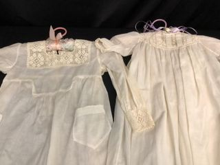 Antique Christening Dresses