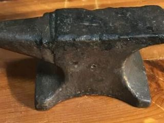 4  Antique Anvil
