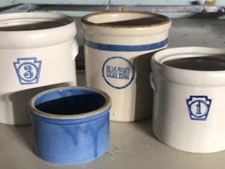 4  Crocks  Blue Band