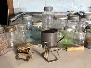 13 Jars and Kitchen Primitives