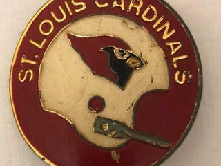 St louis Cardinals Belt Buckle