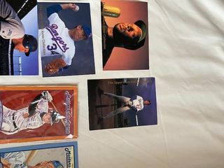collectible baseball cards.Coin, Gold Jewelry