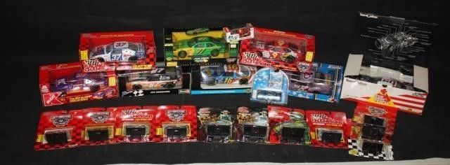 Collectible Race Collection  6