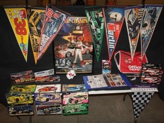 large Race Car Collection