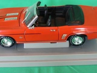1969 Chevy Cameo SS  1 18 Scale