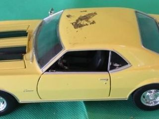 1968 Chevy Cameo Z28  1 24 Scale
