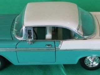 1956 Chevy Bel Air  1 18 Scale